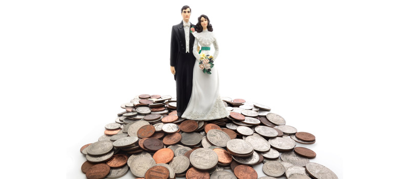Don't let money hinder your love