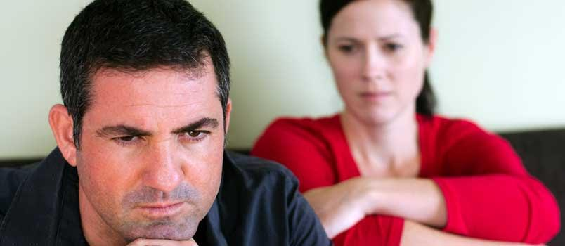 Lack of Emotional Intimacy in a Marriage