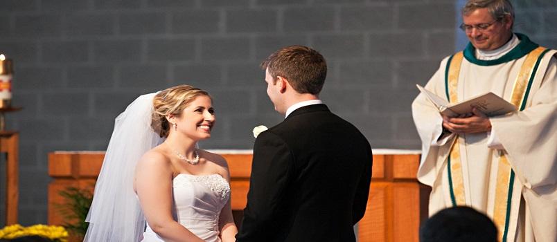 catholic wedding vows