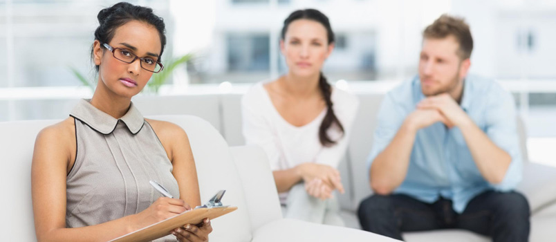 Premarital Counseling in a Marriage