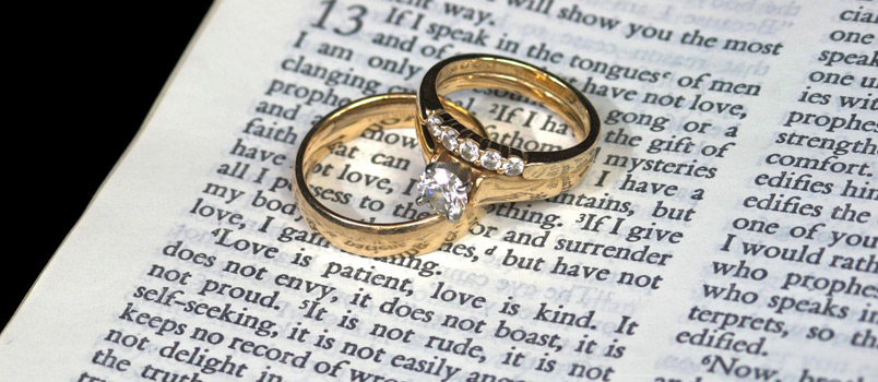 Bible: Forgiveness in a Marriage