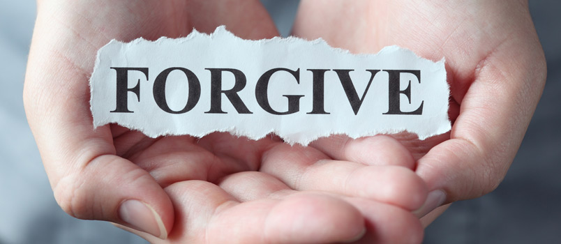 how to learn to let go and forgive in your marriage
