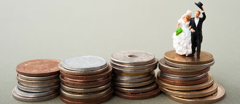 Saving Money for Your Marriage