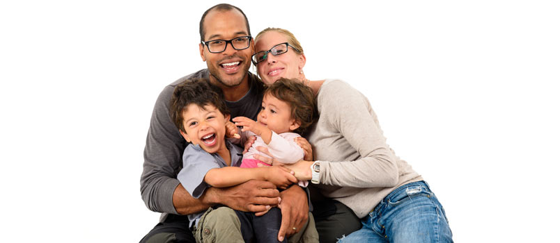 Adopting your spouse's child