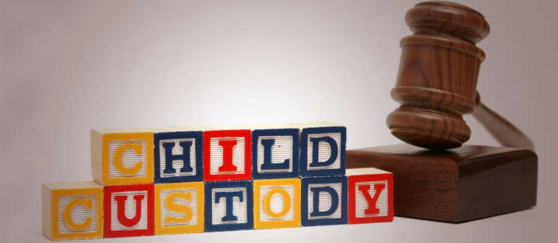 Child custody in legal separation
