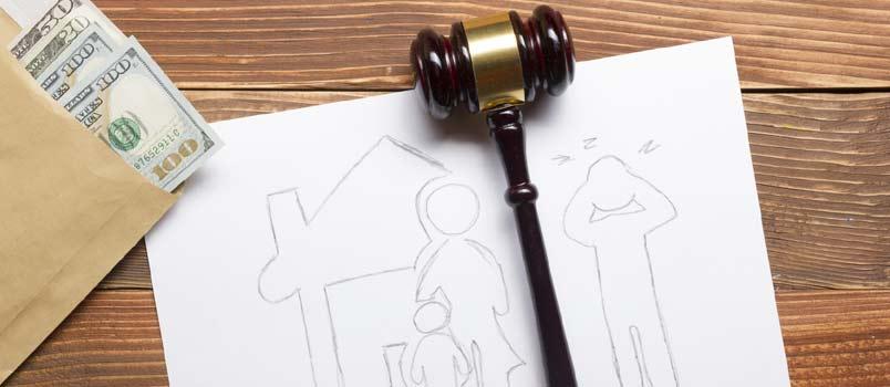 Legal separation process