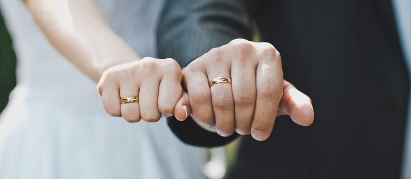 Non religious marriage ceremony