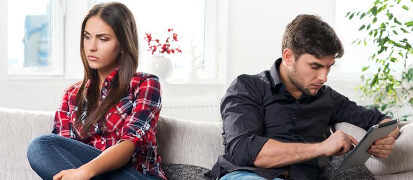 Six reasons why your relationship may be suffering