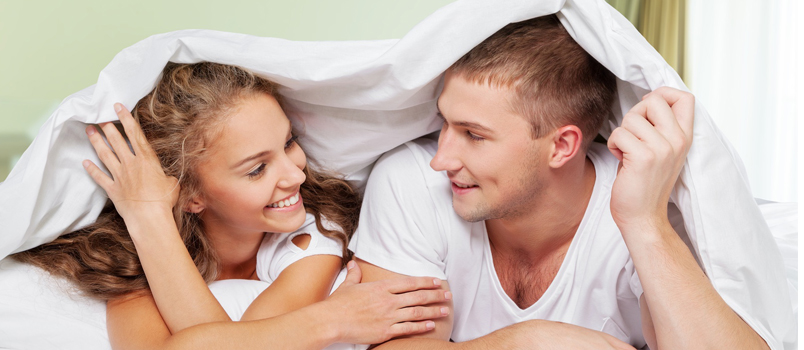 How do you achieve sexual bliss in your marriage again