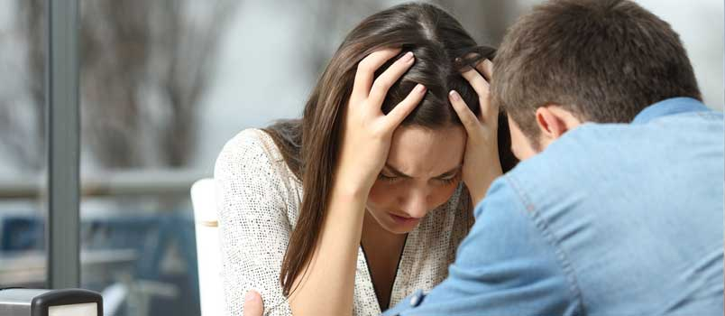 What to do if your spouse is suffering from depression