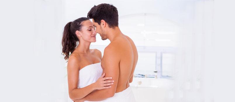 Intimacy vs sex