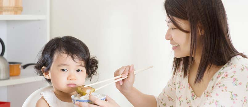 Tips to make mealtimes stress free and fun