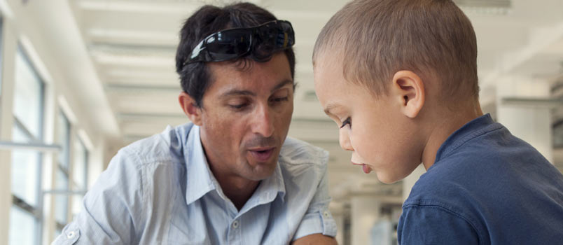 Authoritative parenting encourages self confidence