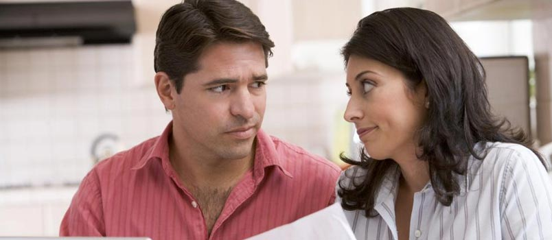 Trouble in Paradise? What to Do About Financial Infidelity