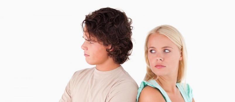 Negative Relationship