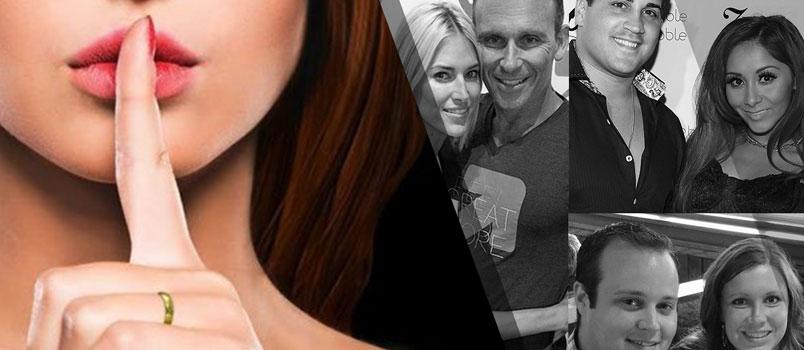 Celebrities and the Ashley Madison Leak