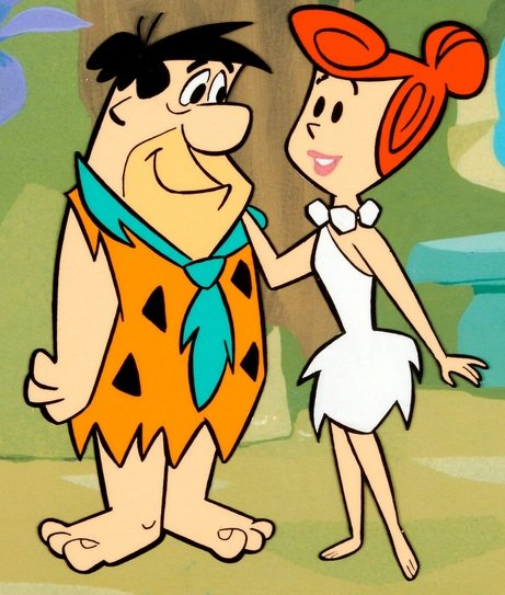 fred and wilma