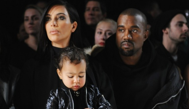 kim and kayne in sync