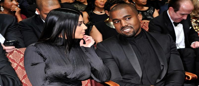 kim kardashian kanye matching couple