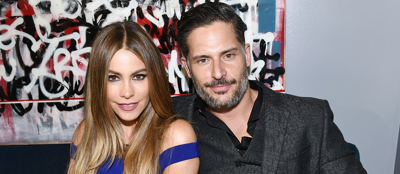 Sophia Vergara and Joe Manganiello