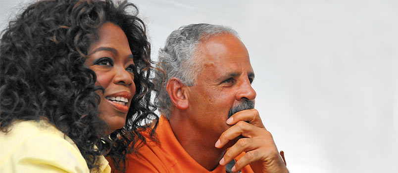 Graham and winfrey's spiritual connection