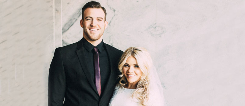 Witney carson married on new year's day