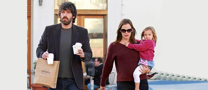 Jennifer explained their divorce kids