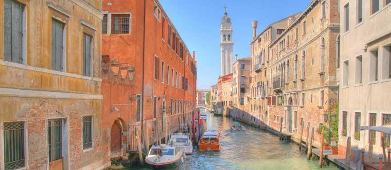 Paradise on earth: Italy