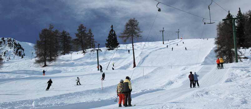 Winter getaway: Switzerland