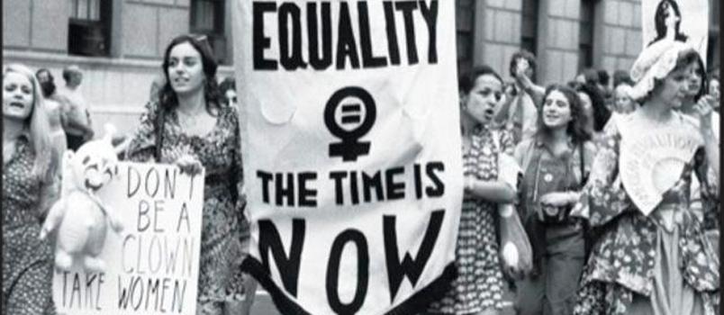 1920's feminist movement