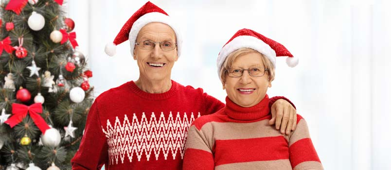 Christmas vacations for couples