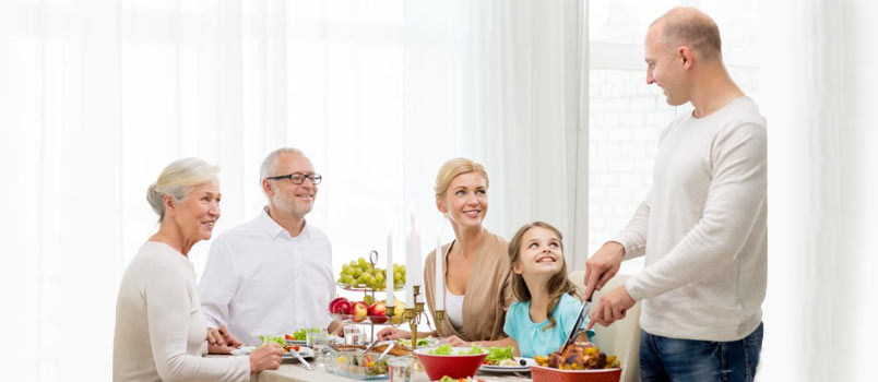 Shared Family Meals Can Strengthen Your Relationships
