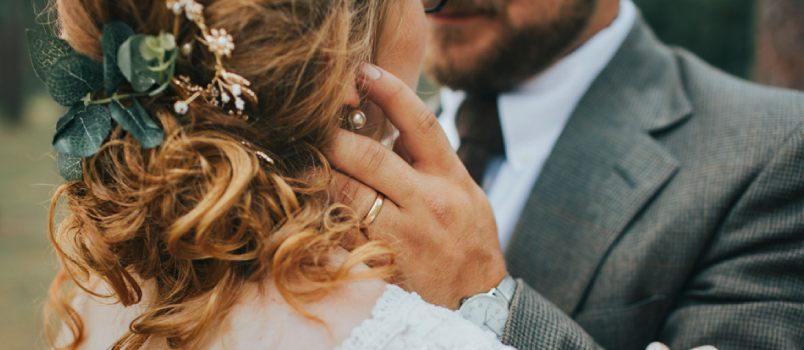 know the dos and don'ts before getting extensions for your wedding.