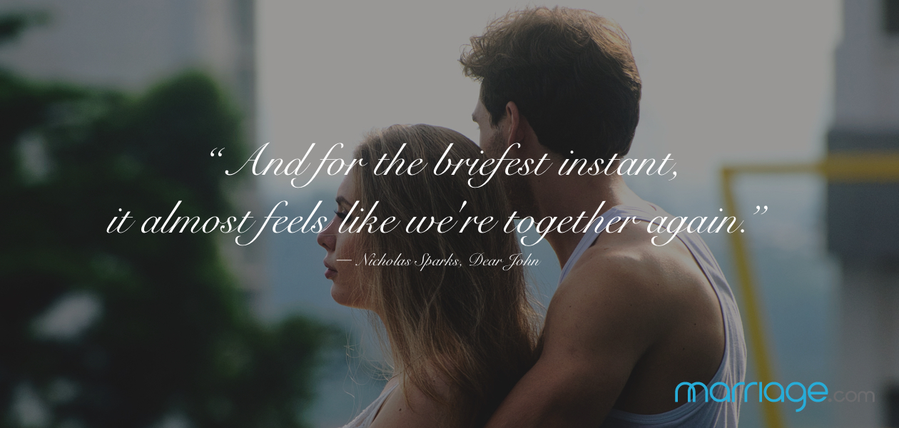 quotes about almost dating someone