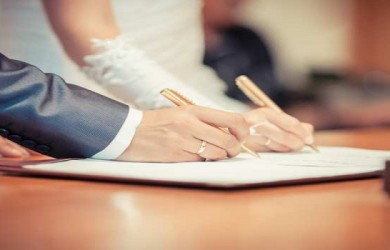 what you need for marriage license