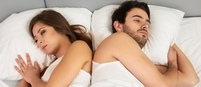 Lost interest in sex? How to rekindle intimacy in a relationship