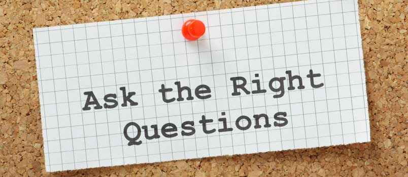 Asking the right questions to enhance your relationships