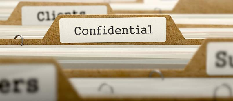 confidential marriage license