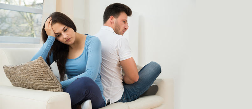 How to cope with a divorce or breakup
