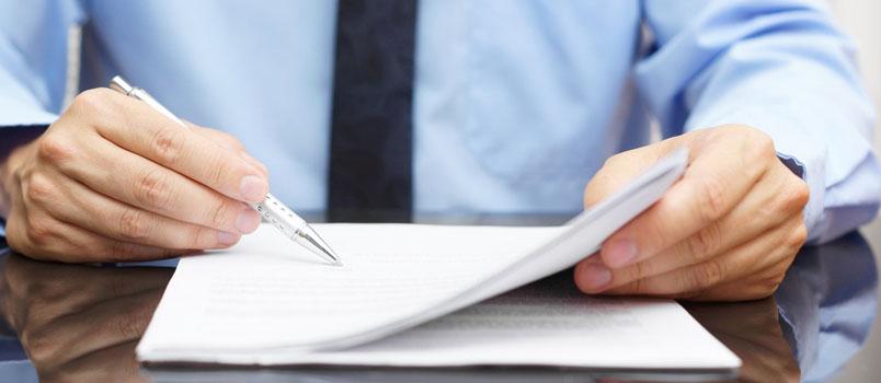 divorce acknowledgement of service