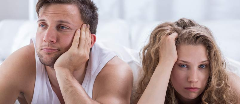 Top 5 Most Common Reasons Why Couples Stop Being Intimate