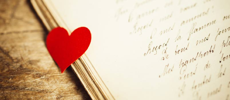 Love poems, marriage, and the hope of connection