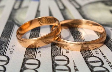 How Much Does A Marriage License Cost