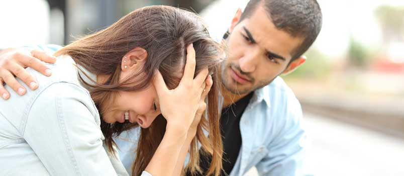 Warning Signs your Spouse is Depressed
