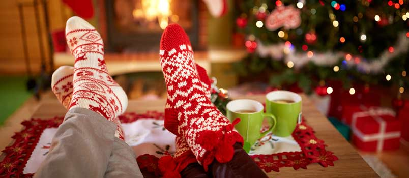 Christmas vacation: How couples can make the most of it