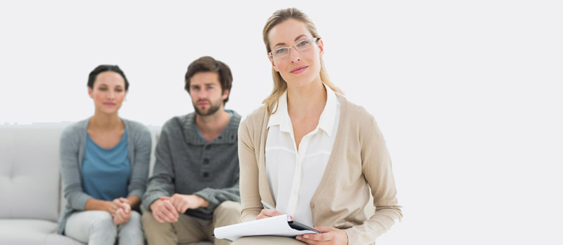 Marriage counseling and conflict
