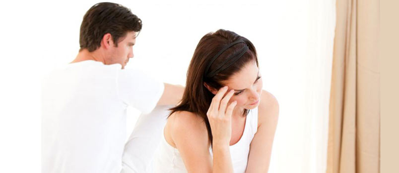 How to deal with a sexless relationship