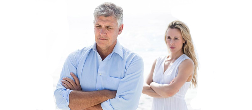 Types of Drama You're Too Old to be Dealing with in a Relationship