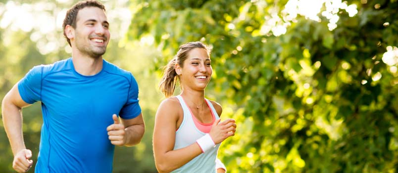 Couples Therapy: Sweat it out!
