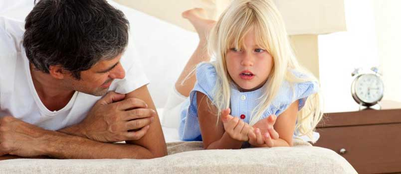 How to Talk About Marriage Separation With Your Children